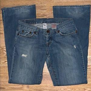 Lucky Brand Jeans Midnight Maggie Jean